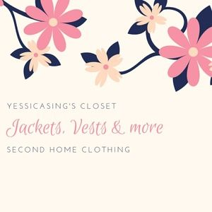 Jackets, Vest & More